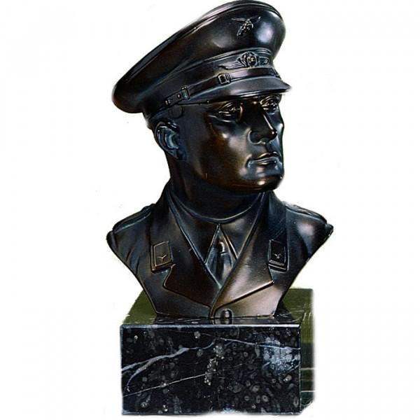 """Büste """"Offizier der Luftwaffe"""" - Wehrmacht 2.WK"""