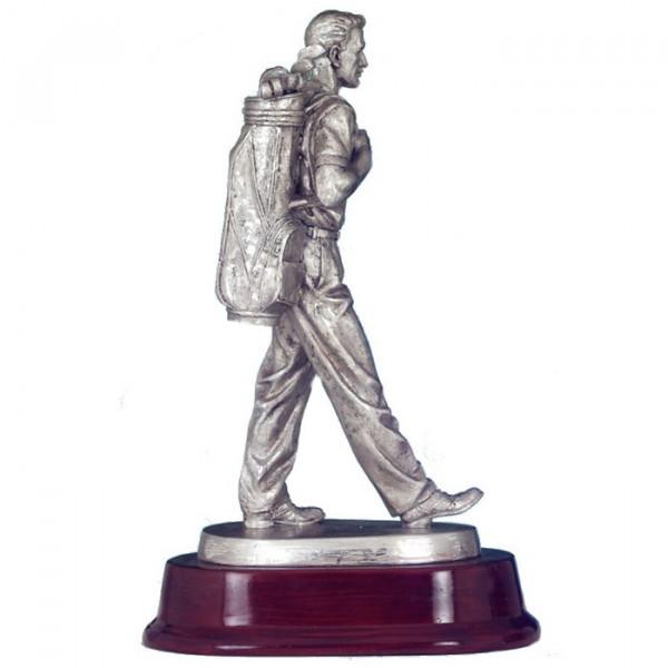 Sportfigur Mini Golf Siegerehrung Champion Cup Herren indivieduller
