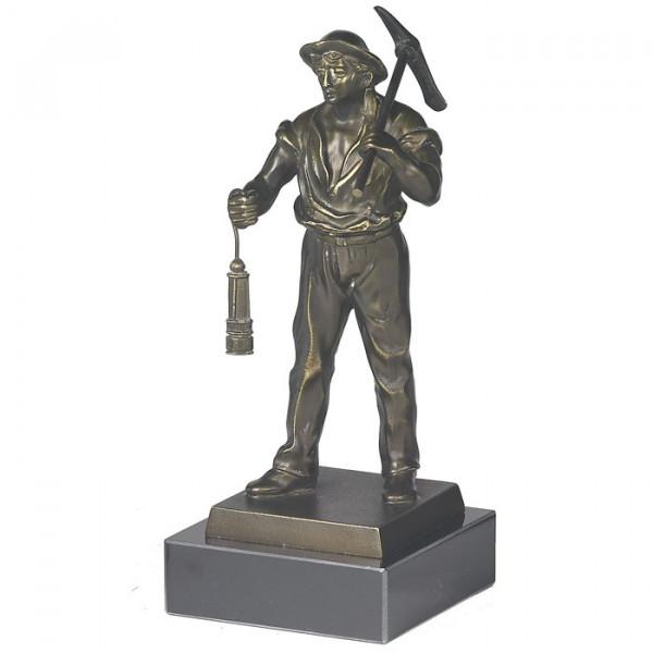 Bergmann Kohlebau Auszeichnung Bergleute