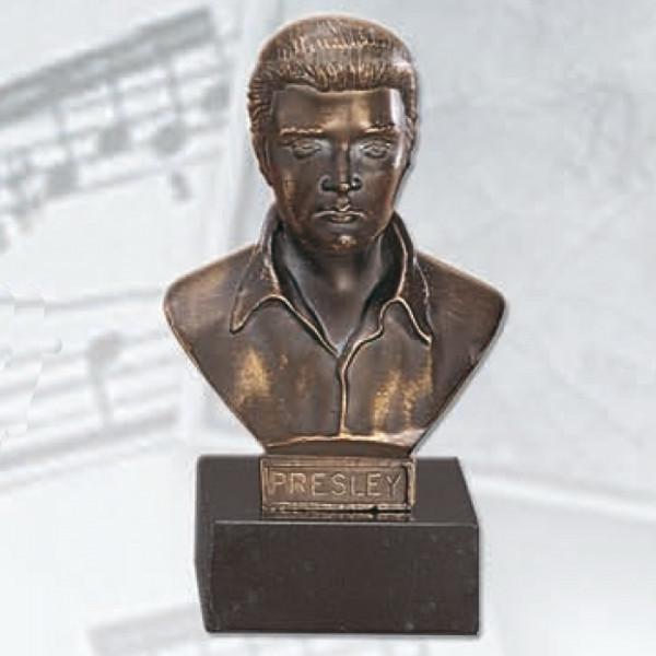 "Büste ""Elvis Presley"" - King of Rock'n Roll"
