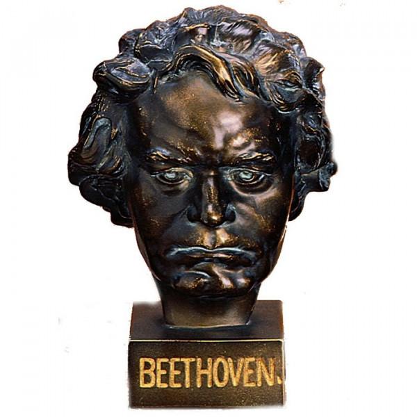 Exklusive Figur Kopf Beethoven