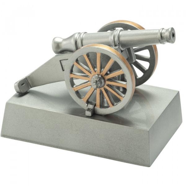 Figur Kanone Schützenverein Trophäe
