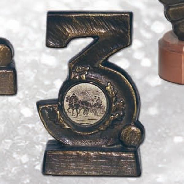 Hochwertige Trophäe Sportauszeichnung Siegerehrung Trophy