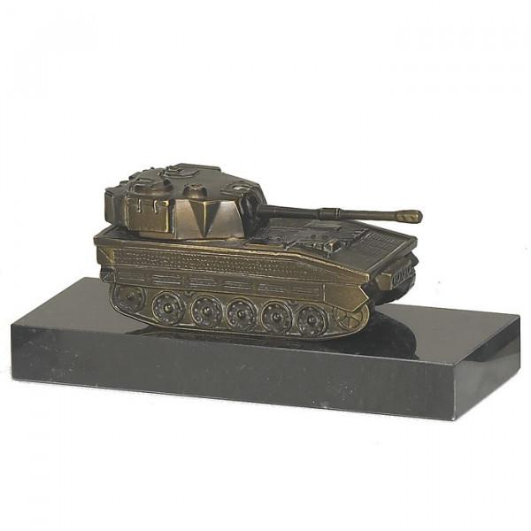 Hochwertige Figur Panzer Fahrzeug Kriegsehrung
