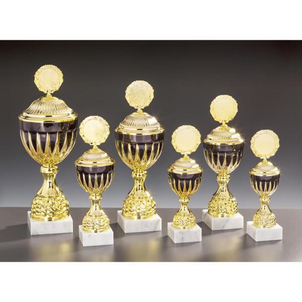 Pokal Gold-Schwarz Andrea