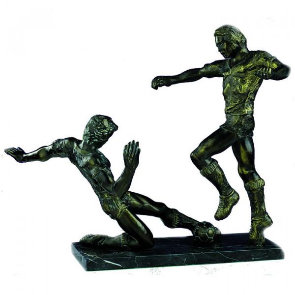 Sieger Figur Fußball Herren Sportehrung Pokal Aufwendige Fertigung