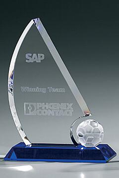 "Award ""Segelpokal Fußball"""