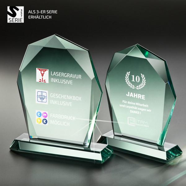 Glasständer Pokal Stargate