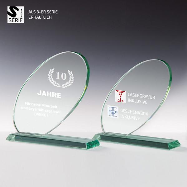Glaspokal Award Spiegel