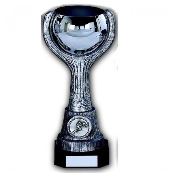 Siegertrophäe Verein Pokal Metalldesign