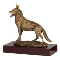 Schäferhund Figur