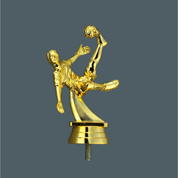 Pokal goldener Fallrückzieher
