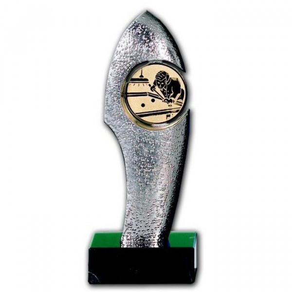 Metallpokal Champion Cup Trophy Außergewöhnliche Optik