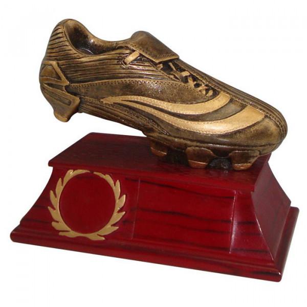 Figur Fußball Schuh Siegerehrung Sportauszeichnung