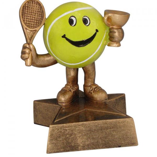 Sport Figur Tennis Kinderverein Ehrenpreis Jugend Trophy