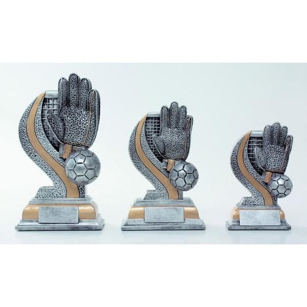 Fußball Pokal Handschuh