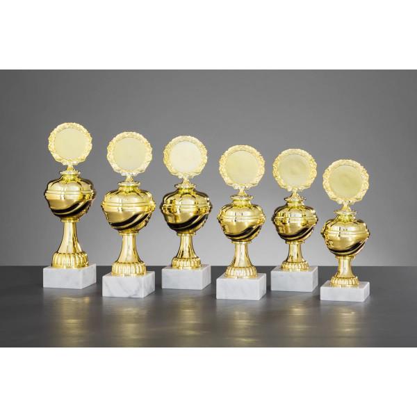 Pokal Gold-Schwarz Economy