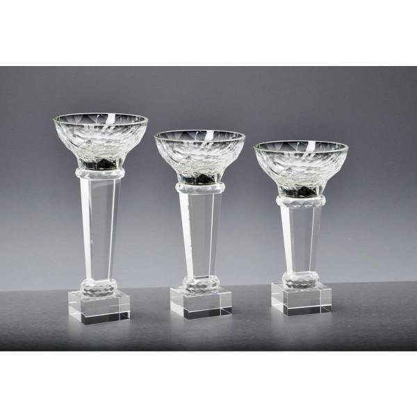 Sockel Kristallglas Cup Brigitte