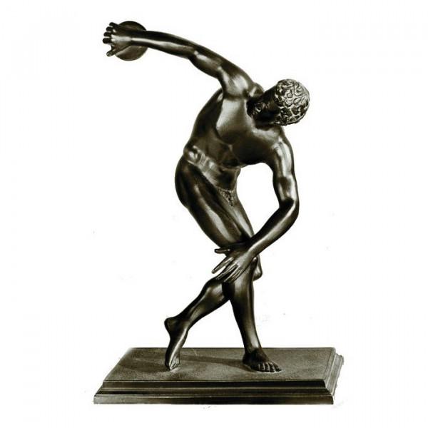 Aufwendige Figur Statue Diskobol von Myron Diskuswerfen