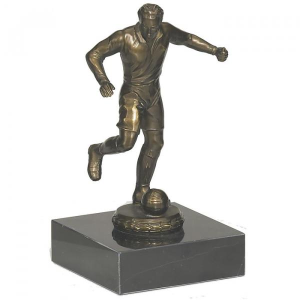 Sport Figur Soccer Herren Verein Spielerehrung Pokal