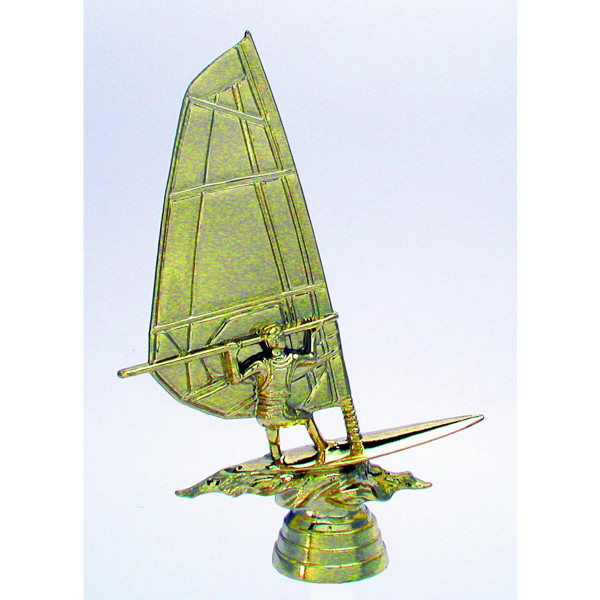Pokal Figur Windsurfen