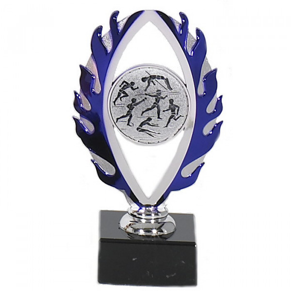 Champion Cup Pokal Siegerehrung Goldoptik