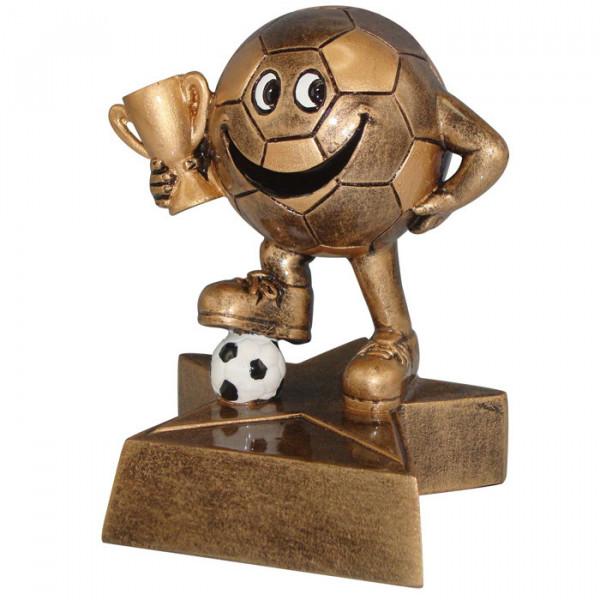 Kindertrophäe Fusball Verein Sport