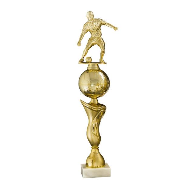 Fußballtrophäe Golden Ball