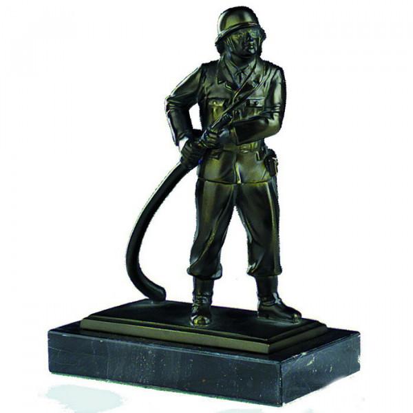 Hochwertige Figur Feuerwehr Verein Herren Auszeichnung
