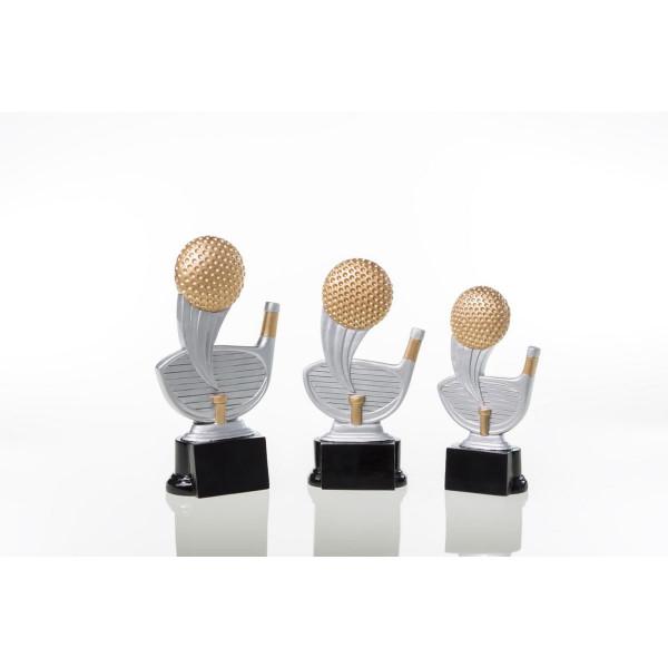 Golf Pokal 3er-Serie