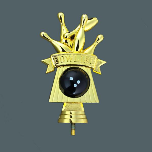 Bowlingpokal Pin Gold