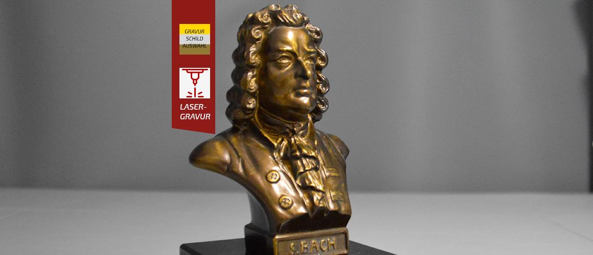 Bronze-B-sten-Ber-hmtheiten-der-Musik-Bach-Mendelson-Elvis