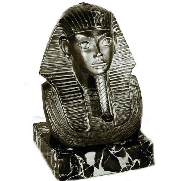 "Büste altägyptischer Pharao ""Tutanchamun"""