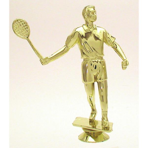 Pokal Badminton Herren Gold
