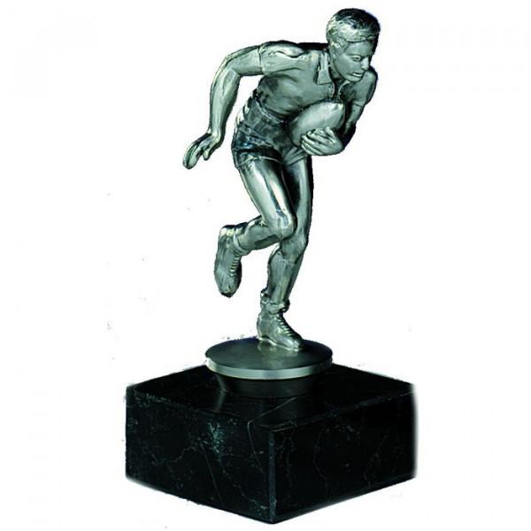 Edle Sieger Figur Rugby Herren Sportpokal Auszeichnung