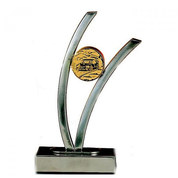 Edelstahl Pokal Ehrung Champion Cup