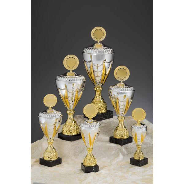 Pokal Gold-Silber Nicole