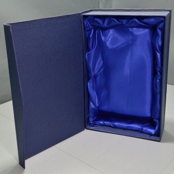 Geschenkbox Geschenkpackung Blau