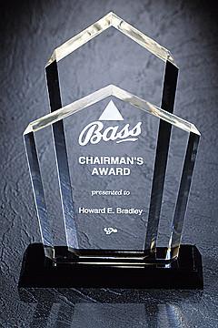 Chairman Award Robert