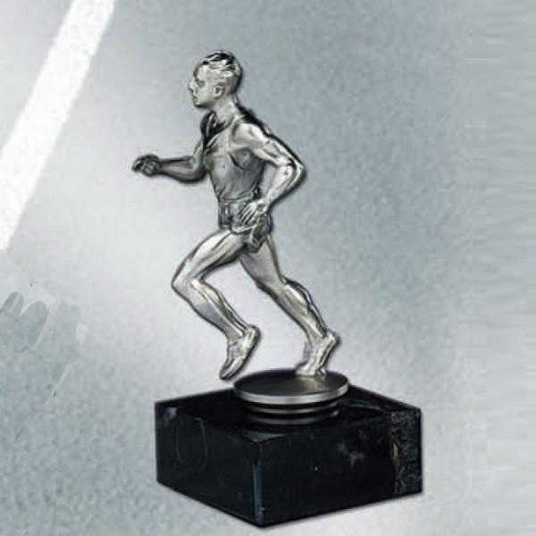 Sport Figur Athlet Laufen Herren Siegerpreis Vereinspokal