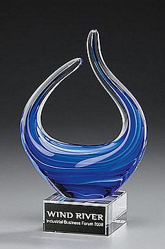 """Award """"Blue Laguna"""""""