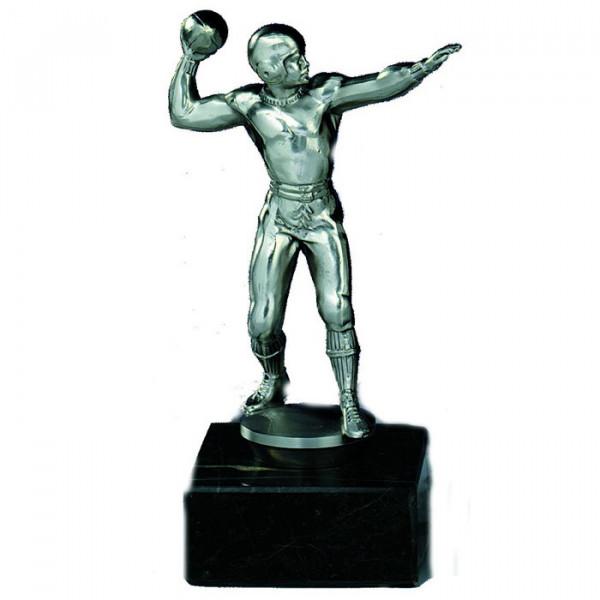 Sieger Figur American Football Trophy Pokal Herren Exklusives
