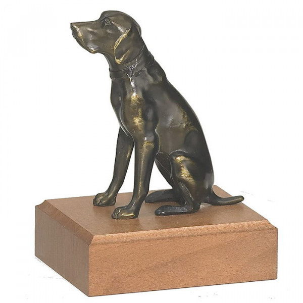 Hochwertige Figur Wachhund Hunde Training Auszeichnung