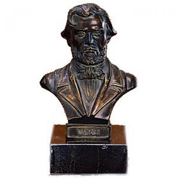 Exklusive Figur Büste Giuseppe Verdi Komponist Auszeichnung