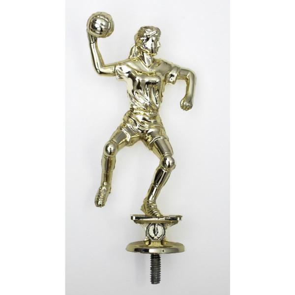 Damen Handballpokal Gold