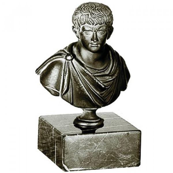 """Büste """"Nero"""" - Kaiser des Römischen Reiches"""