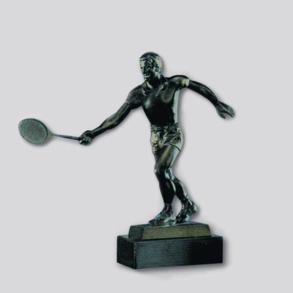 Sieger Figur Tennis Herren
