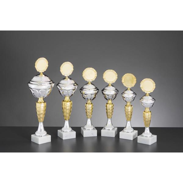 Pokal Gold-Silber Yvette