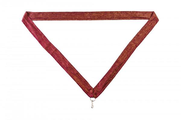 Halsband - Medaillenband bronze