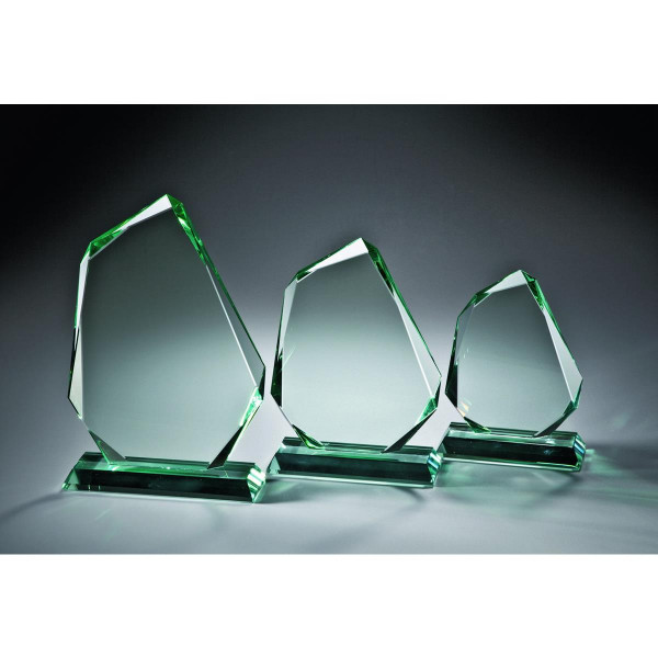 perfekter Schliff JADE Glas Glasfels Thomas